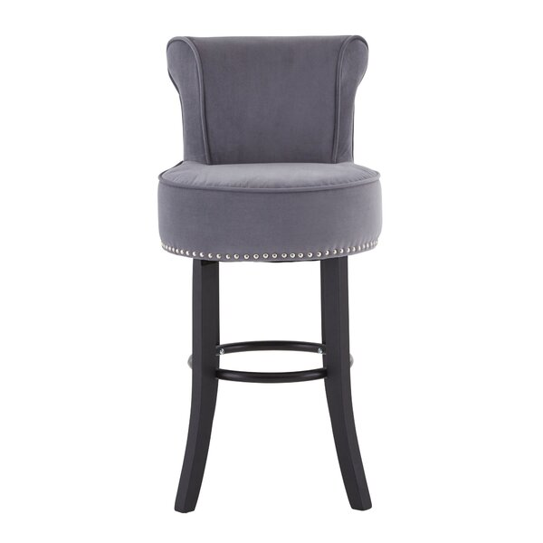 Awe Inspiring Grey Seat Bar Stools Machost Co Dining Chair Design Ideas Machostcouk