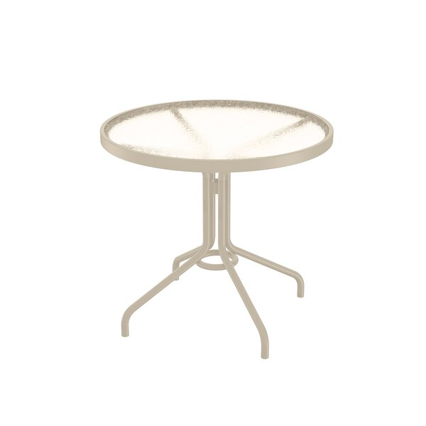Banchetto Plastic/Resin Bistro Table by Tropitone