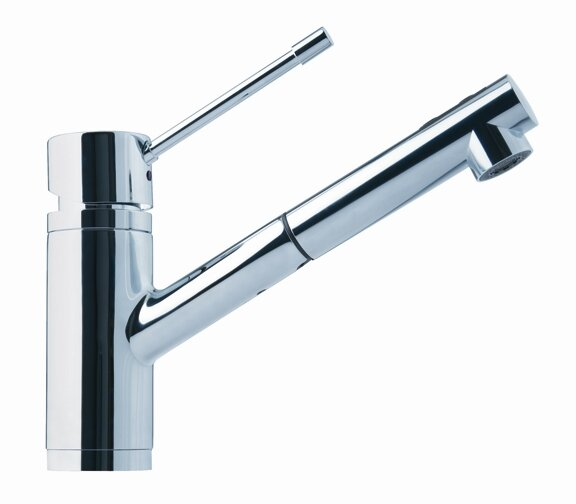 9 One Handle Single Hole Kitchen Faucet by Franke