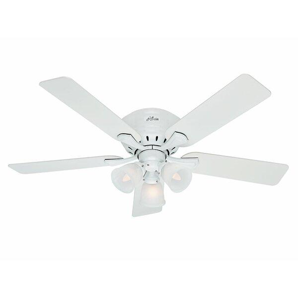 52 Reinert 5-Blade Ceiling Fan by Hunter Fan