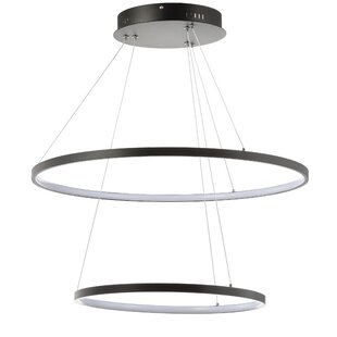 Kunzler  LED  Pendant By Orren Ellis