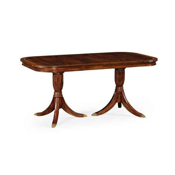 Buckingham Regency Dining Table by Jonathan Charles Fine Furniture Jonathan Charles Fine Furniture