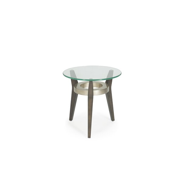 Wroblewski End Table by Brayden Studio
