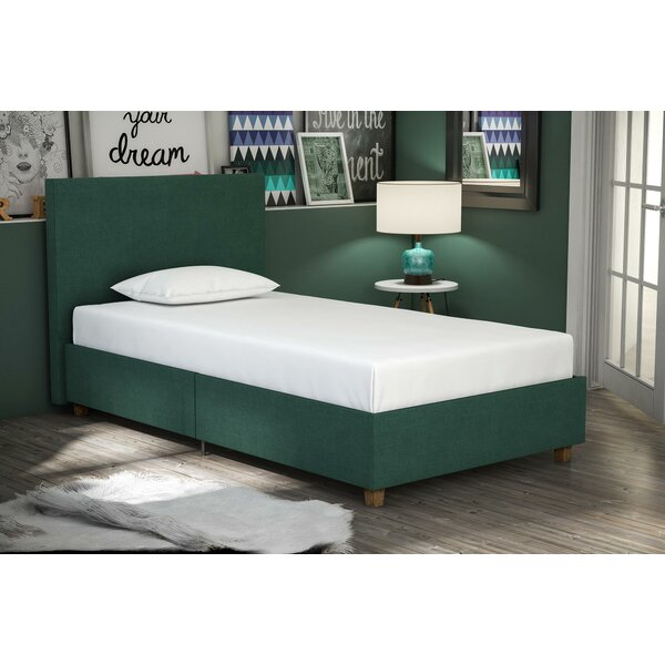 Julianna Upholstered Platform Bed by Trule Teen