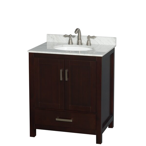 Sheffield 30 Single Bathroom Vanity Set by Wyndham