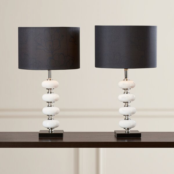 Graham 21 Table Lamp (Set of 2) by Willa Arlo Interiors