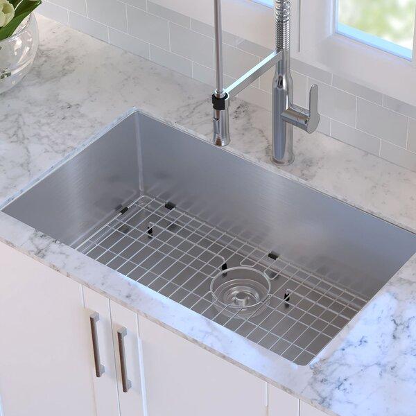 32 L x 19 W Undermount Kitchen Sink by Kraus