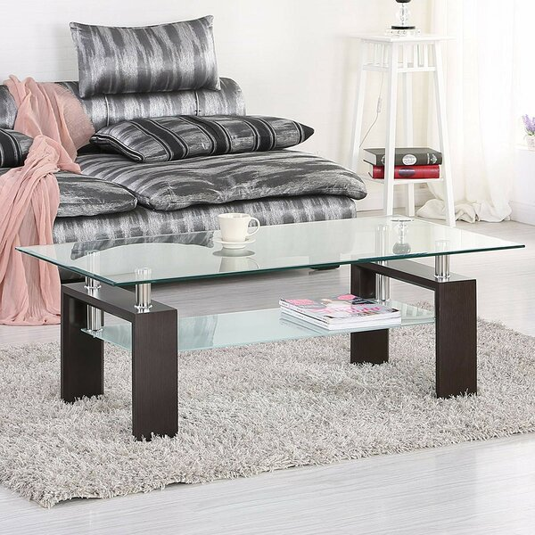 Gzifa Coffee Table With Storage By Ebern Designs