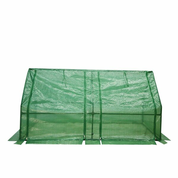 6 Ft. W x 3 Ft. D Mini Greenhouse by Abba Patio