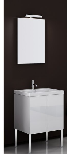 Space 23.2 Bathroom Vanity Set by Iotti by Nameeks