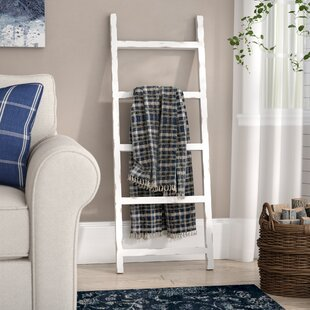 Compare Wooden 4.5 ft Blanket Ladder By Foundry Select