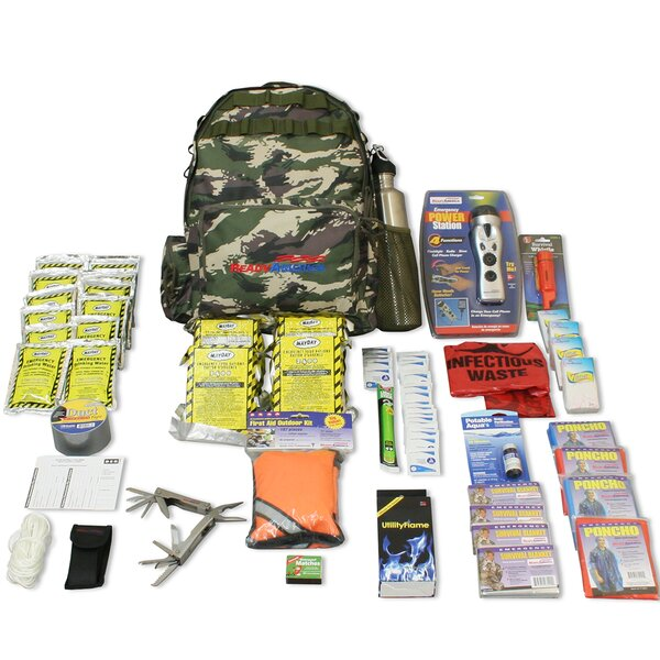 Ready America Outdoor Survival Kit by Vargo