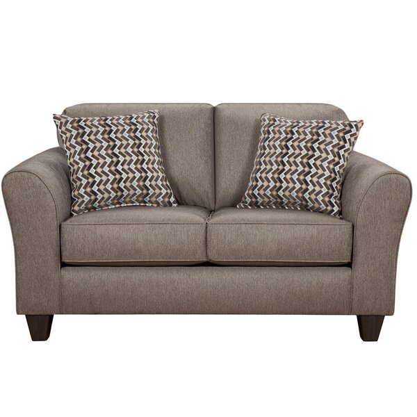 Cute Napper Loveseat by Charlton Home by Charlton Home