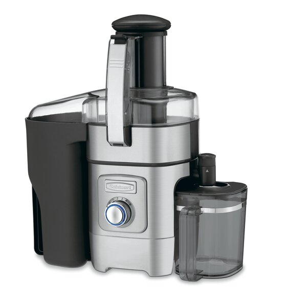 Stainless Steel Juicer by Cuisinart