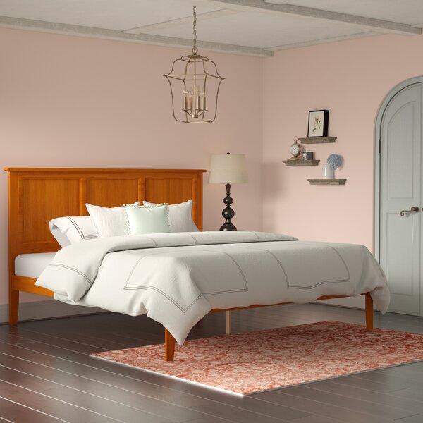 Marjorie King Platform Bed by Three Posts