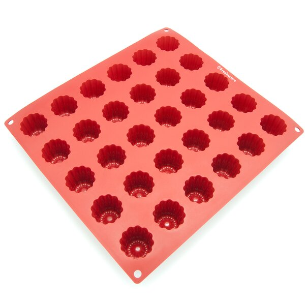 30 Cavity Mini Silicone Mold Pan by Freshware