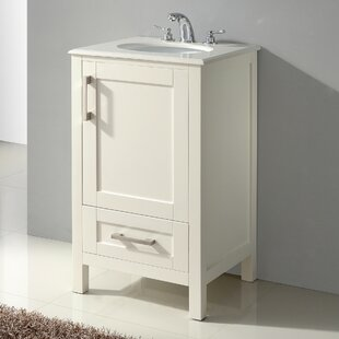 Price Check Westbridge 21 Single Bathroom Vanity Set By Simpli Home