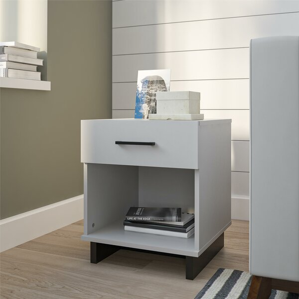 Genrich End Table With Storage By Latitude Run