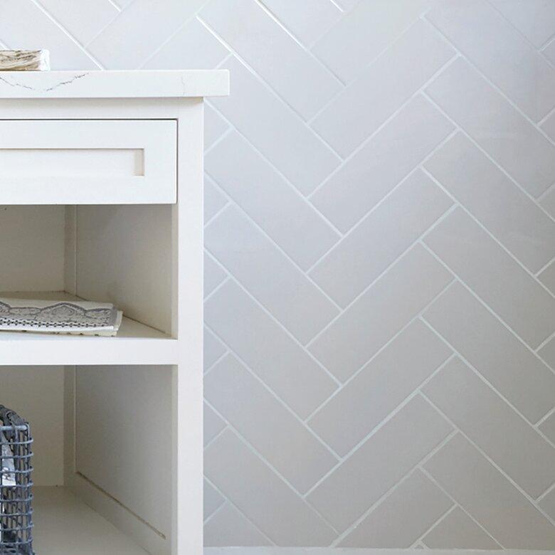 Beat 8 X 4 Ceramic Cove Base Tile Trim