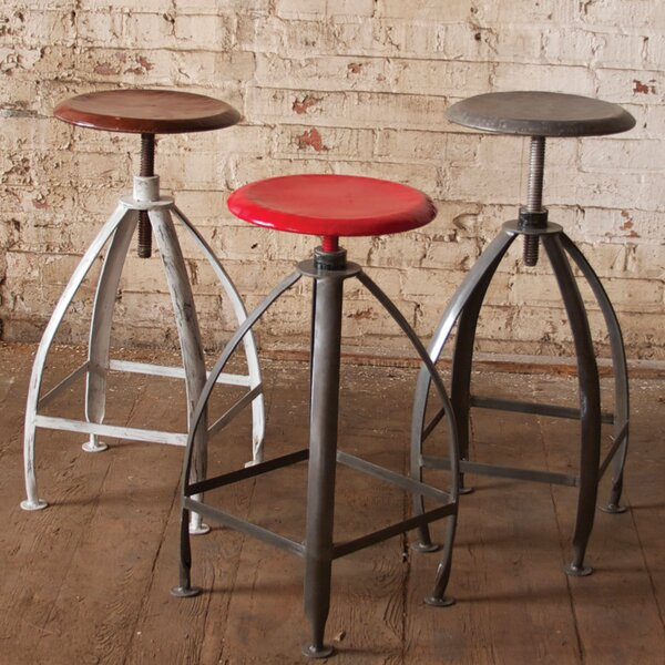 Fremont Metal Patio Bar Stool by Williston Forge
