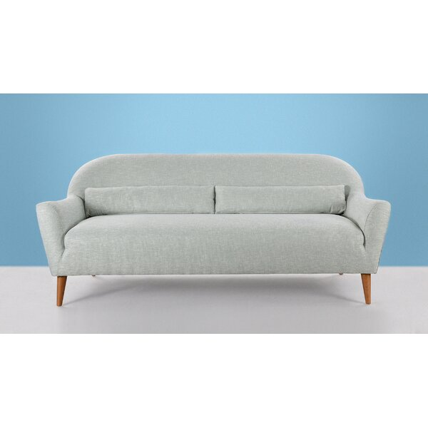 Mach Upholstered Sofa by Union Rustic