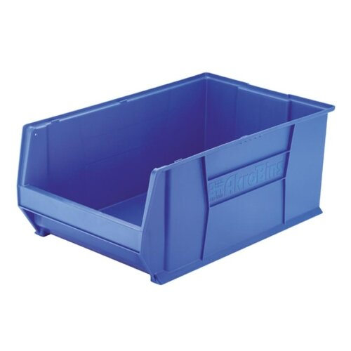 Akro Mils Super Size Storage Plastic Bin Amp Reviews Wayfair