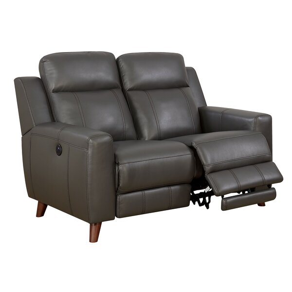 Kratochvil Reclining Loveseat by Latitude Run