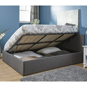Laverock Upholstered Ottoman Bed