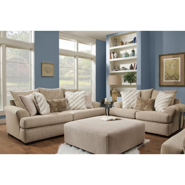 Dillion 2 Piece Living Room Set by Red Barrel Studio