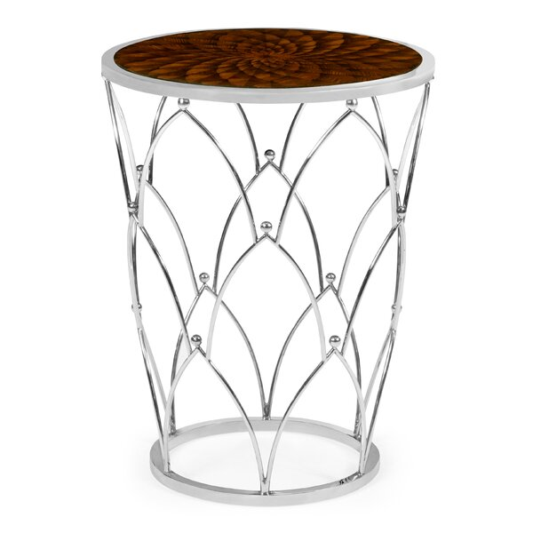 End Table by Jonathan Charles Fine Furniture Jonathan Charles Fine Furniture