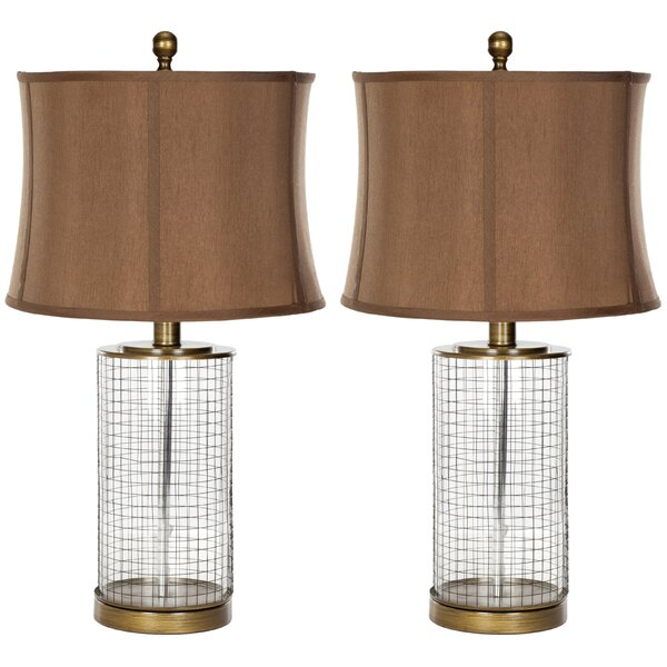 Cage 26.5 Table Lamp (Set of 2) by Safavieh
