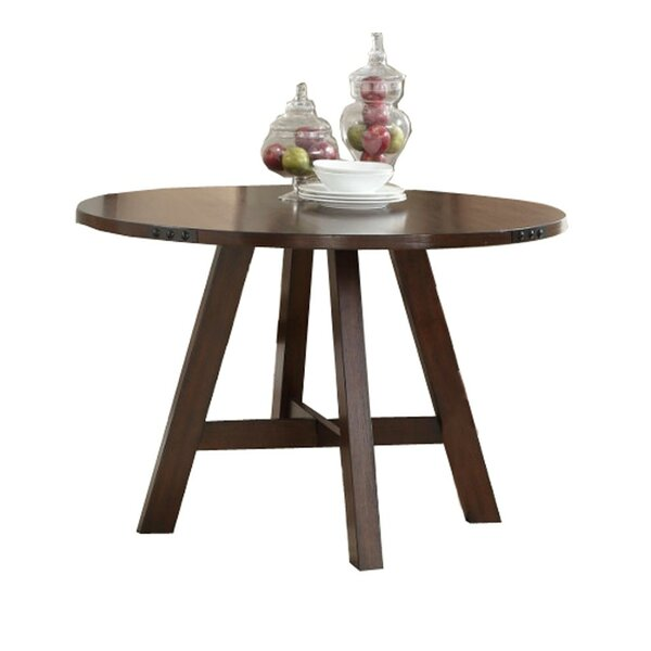 Milagro Tripod Dining Table by Gracie Oaks