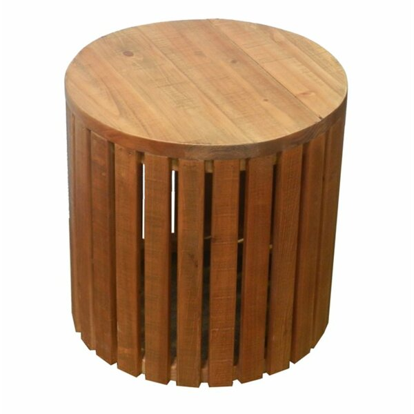 Nadeau-Carney Amazing Wooden Garden Stool by Union Rustic