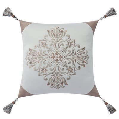 Waterford Bedding Gwyneth Throw Pillow