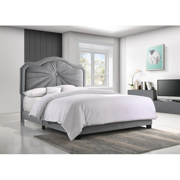 Kaukauna Upholstered Standard Bed by Mercer41