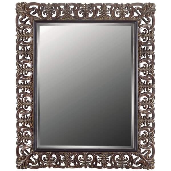 Darcy Accent Wall Mirror by Galaxy Home Decoration