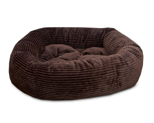 Nest Easy-Wash Cover Donut Dog Bed by Luca For Dogs