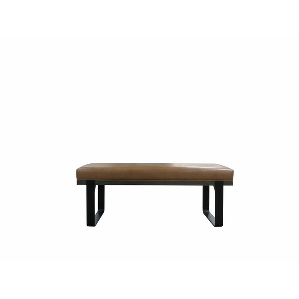 Upholstered Bench by TLS by Design Custom Furniture