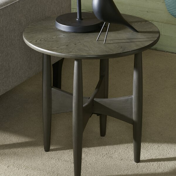 Magallanes End Table by Union Rustic