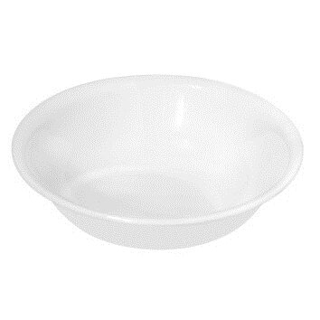 Livingware Winter Frost 10 oz. Dessert Bowl (Set of 6) by Corelle