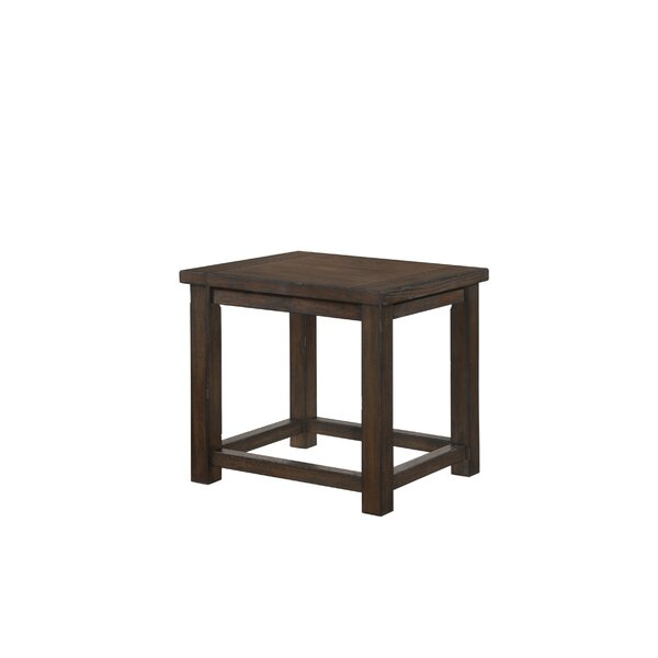 Meeks End Table By Canora Grey