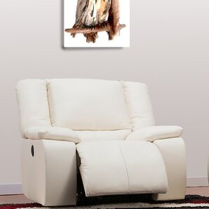 Mystique Manual Wall Hugger Recliner by Pall..
