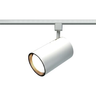 Great choice 1-Light Straight Cylinder R20 Track Head By Nuvo Lighting