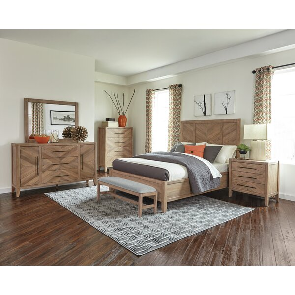 Modern  Standard Configurable Bedroom Set By Scott Living 2019 Sale