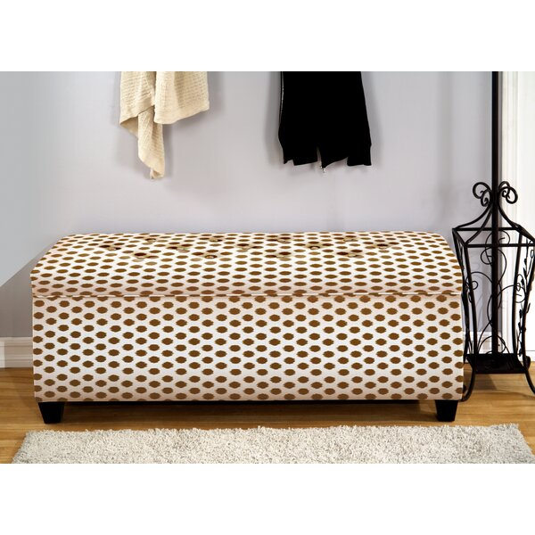 Andi 32 Pair Shoe Storage Bench by Winston Porter