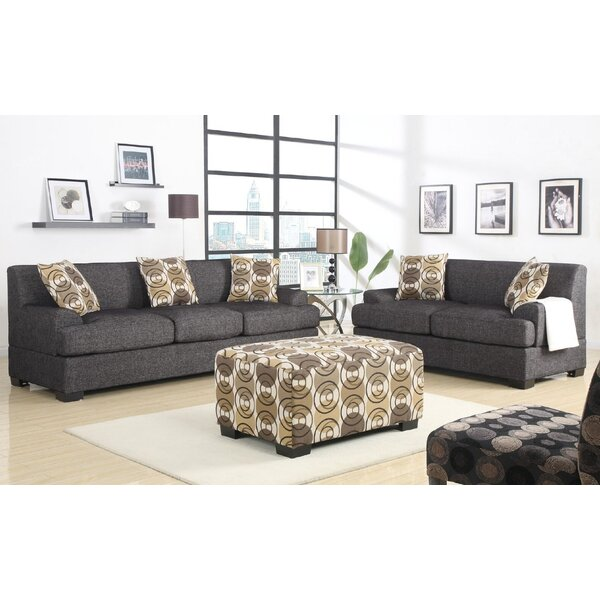 Arroyo 3 Piece Living Room Set by A&J Homes Studio