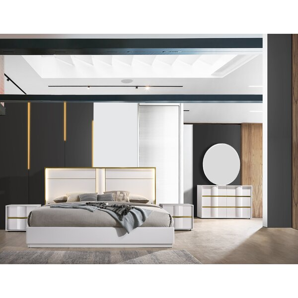 Shona Platform 5 Piece Bedroom Set by Orren Ellis