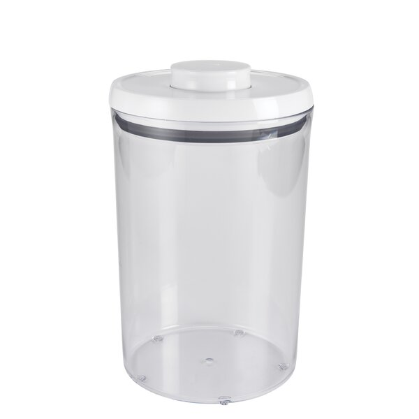 Good Grips Round Pop 144 Oz. Food Storage Container by OXO
