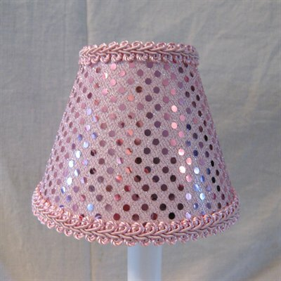 Sequin Sparkles Night Light by Silly Bear Lighting