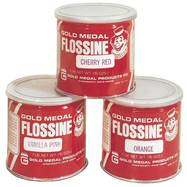 Gold Medal Flossine by Snappy Popcorn